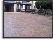 Driveways - after