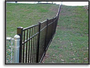 Fencing - after